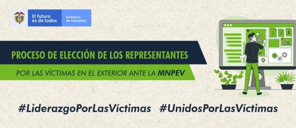 Conozca los listados de postulados y organizaciones de víctimas en el exterior que se han inscrito para participar en la Mesa Nacional de Participación
