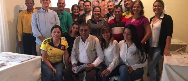 Consulado de Colombia en Puerto Ordaz finalizó con normalidad la segunda vuelta de las elecciones presidenciales